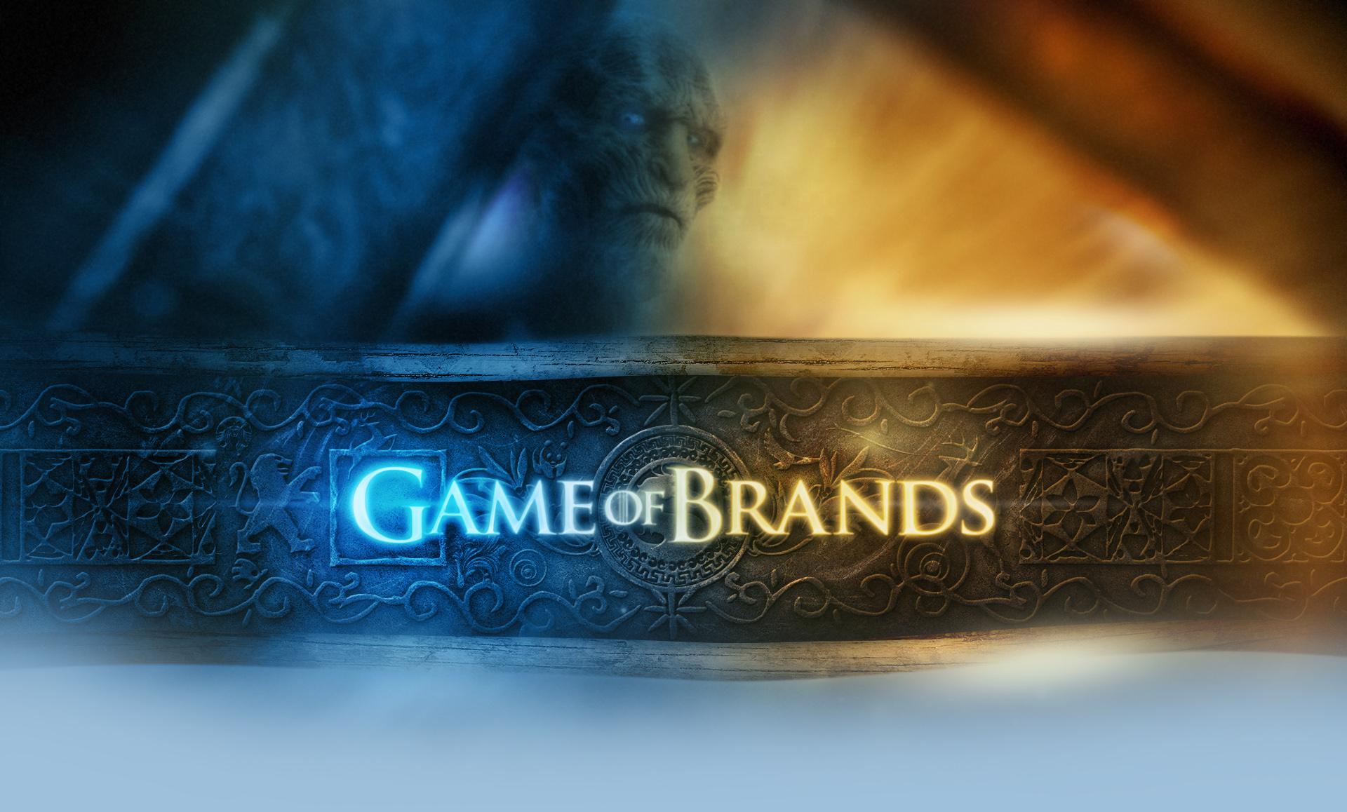 Game of brands by Stefan Asafti